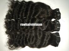 Cheap price human women virgin hair good quality unprocessed no shedding