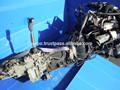 Usado japonês mitsubishi motor 4m40 turbo para delica space gear.( a exportação do japão)