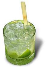 Brazilian cane sugar spirit