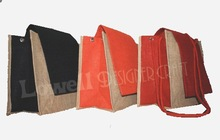 NOTE BOOK JUTE BAG