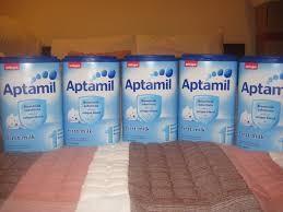 Qualidade Aptamil bebê leite em pó