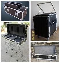 factory price customize plasma flight case,50 inch flight case for lcd tv,lcd screen flight case