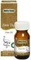 certificado gmp australiano emu oil 20 ml frasco de vidro da beleza da pele cuidados óleo