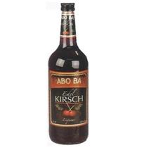 Liquore di ciliegia 1 litro/1000ml spirito- bottiglia di vetro- 16% vol. Origine: germania