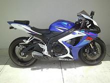 Used 2008 Suzuki GSX-R 600 for Sale