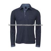 Mens Short Sleeve Striped Polo T Shirt