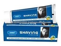 Bakson's Homoeopathy Sunny Herbals Shaving Cream - 75 g