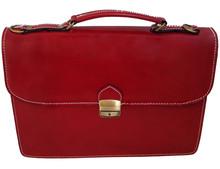 Made in Italy bag handbag men's briefcase leather workbag work laptop case 7004