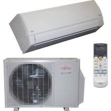 Fujitsu 24RLXFW HFI Wall Ductless Air Conditioner Heat Pump 18 SEER
