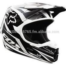 Fox Racing V1 Race Helmet 2014 X-Small Black
