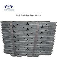 High Grade Zinc Ingot 99.99%