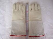 "35cm 13.8"" Long LN2 Liquid Nitrogen Protective Cryogenic Gloves"