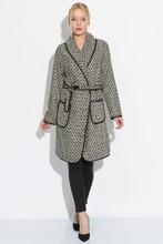 New 2015 Big pocket Wool jacket With belt from Turkey istanbul
