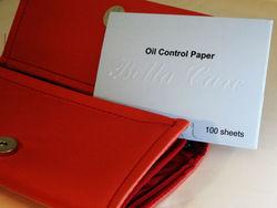 Oil Control Paper