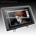 wacom cintiq 22hd toque 22 gráficos interativos mostrar caneta tablet 2200 dth