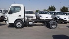 2015 model Mitsubishi Canter 4.2 Diesel, 3.5 ton, chassis and cargo body
