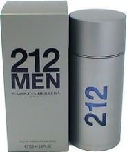 Original Fragrance 212 Cologne EDT Spray 3.4 oz for Men