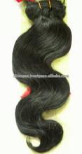 Unprocessed Indian Virgin Hair Weave/virgin mongolian loose wave hair