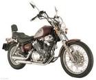 Cheap American Lifan 250cc V-Twin Cruiser Motorcycle