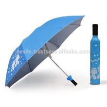 Promotional Wine Bottle Umbrella