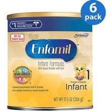 - enfamil premium fórmula en polvo de recarga, oz 35., 4- pack- 1 puede