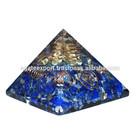 Lapis Lazuli Orgone Pyramids - Wholesale