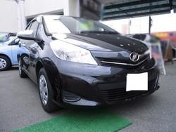 Toyota Vitz Juera 2012 Used Car