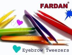 Precision Quality Professional Eyebrow Tweezers Discounted Prices Excellent Tweezers for Eyebrow Slanted Tip Tweezers