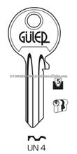 Universal Key Blanks