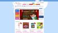 Los niños juguetes y e- comercio electrónico diseño web y desarrollo, banner en flash y excelente diseño del logotipo