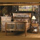 Wyoming Barnwood Wyoming Reclaimed Wood Furniture - Bedroom Set