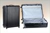 99 L Black Color Aluminum Travel Case