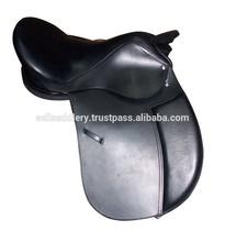 Leather Treeless Saddle