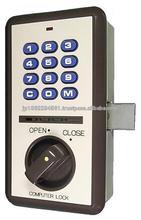 Japanese high quality numeric keypad door lock ideal for lockers