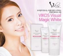 vikos visual magic white cream