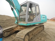 used japanese kobelco excavator sk200-6,best price good condiction From Japan