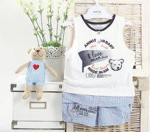 yyw.com 2015 boy cotton indigo blue clothing