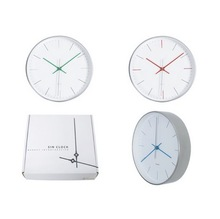 High quality and Popular global trading co ltd Simple Designed Steel Wall Clock with Hot-selling