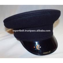 Security Guard Peak Cap, Security Officer Peak Cap hat