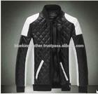 Fashion high quality men's coat, winter coat in black