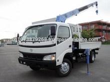 Toyota Dyna truck mounted crane PB-XZU411