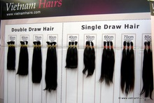 Vietnam hair Best for sell Remy Natural hair no mix 70cm