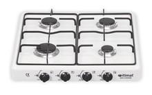 4 Burner Table Top Slim Gas Cooker