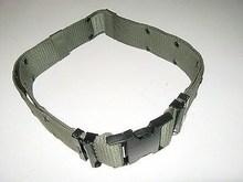 nuevo usgi excedentes militares del ejército verde usmc web pistola cinturón de utilidad de gran tamaño