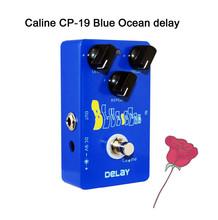 Caline blue Ocean digital analog delay effect pedal