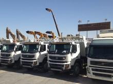 Volvo Tipper Trucks
