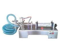 Horizontal Full Pneumatic Liquid Filling Machine for Shampoo water oil