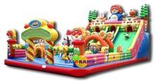 inflatable penguin playground / indoor inflatable playground / giant inflatable playground