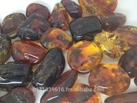 Baltic Amber Genuine Glittering Beads Stones