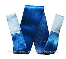 PP webbing sling with elastic belt